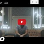 Videoclip del tema 'Sara' de Tiago Bettencourt