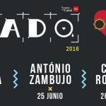Ana Moura António Zambujo y Cuca Roseta en el Festival de Fado de Madrid 2016