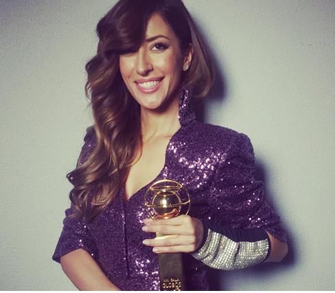 Globos de ouro 2015 Ana Moura