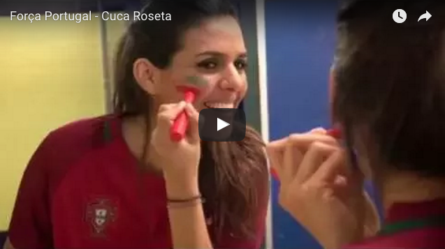Cuca Roseta canta 'Força Portugal'
