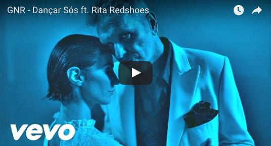 Dançar sós, de GNR y Rita Redshoes