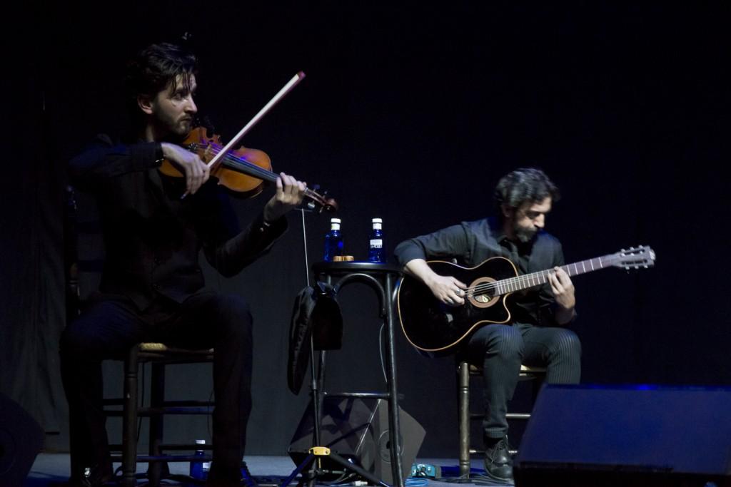 Violín y Guitarra
