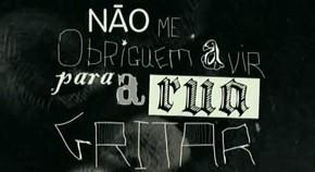 Não-me-Obriguem-a-Vir-para-a-Rua-Gritar - Tributo-a-Zeca-Afonso-Raquel-Tavares