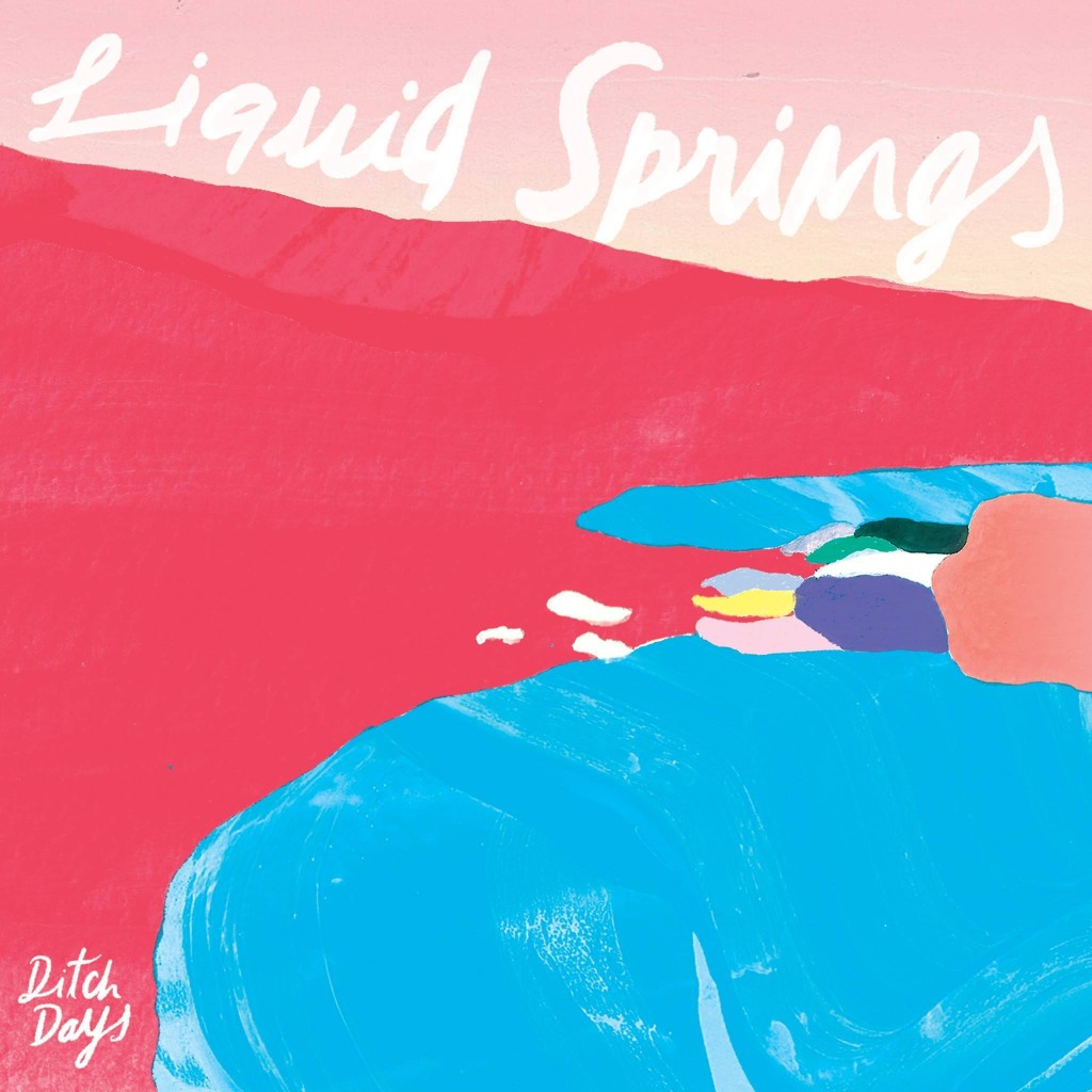 blue chords segundo sencillo de Liquid Springs