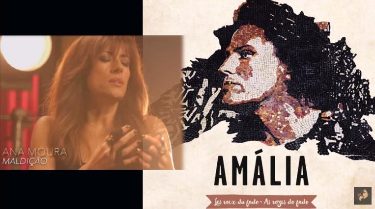 Maldição fado cravo Amália Rodrigues Ana Moura Mariza