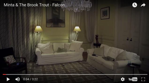Falcon Minta & The Brook Trout