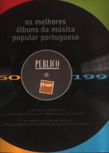 Los mejores discos de música portuguesa