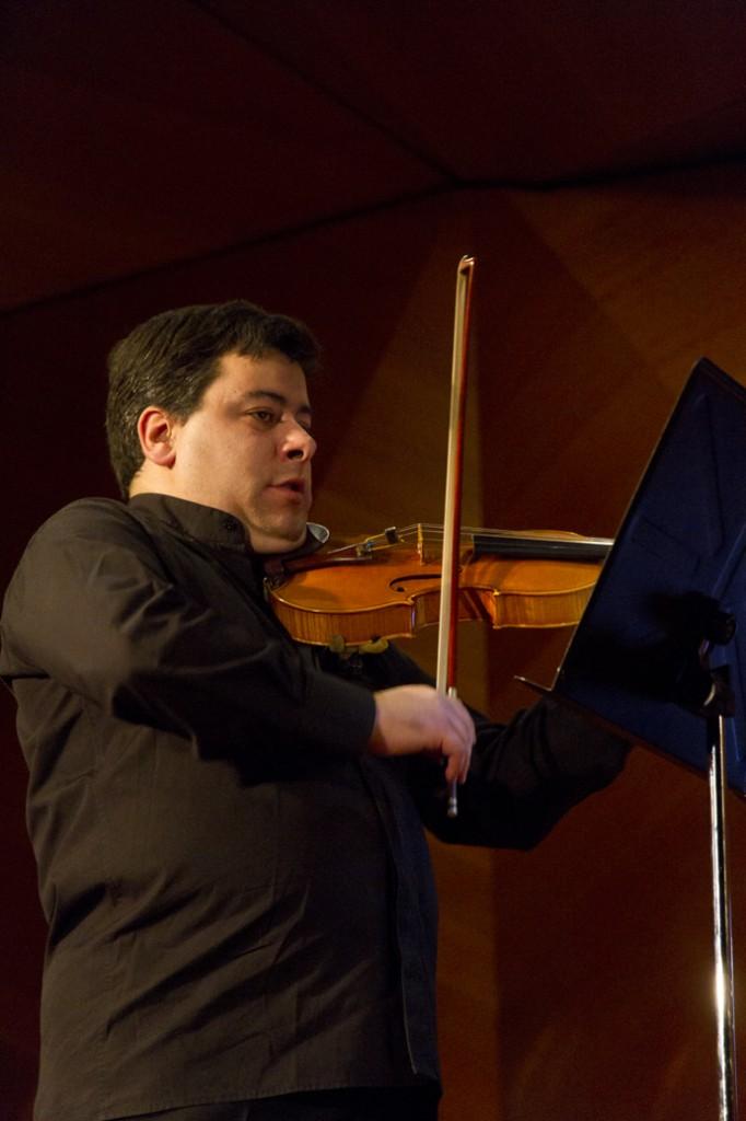 concierto de Bruno Monteiro y João Paulo Santos
