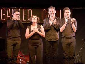 Concierto de Cristina Branco en Madrid