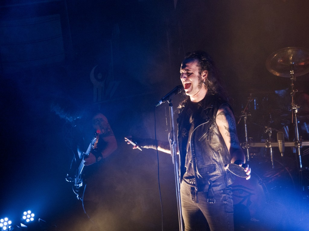 Moonspell en directo en Madrid