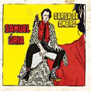 Los mejores discos de 2016 Carga de Ombro de Samuel úria