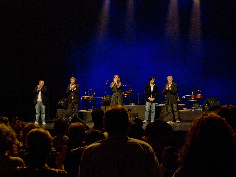 Fotogalería: concierto de Kátia Guerreiro en Madrid