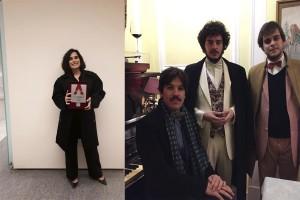 Cristina Branco y Capitão Fausto resultaron vencedores en las principales categorías musicales.