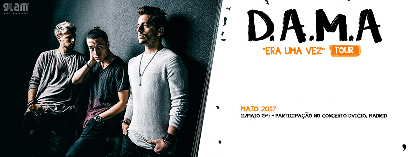 Concierto de D.A.M.A. en Madrid