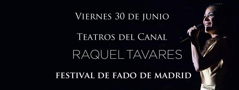Concierto de Raquel Tavares en Madrid