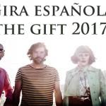 Gira española de The Gift