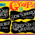 Marta Ren en La Grapa Black Music Festival