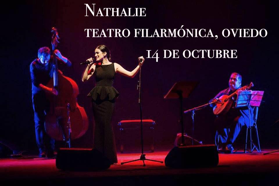Nathalie en Oviedo
