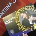 Salvador Sobral gana un EBBA