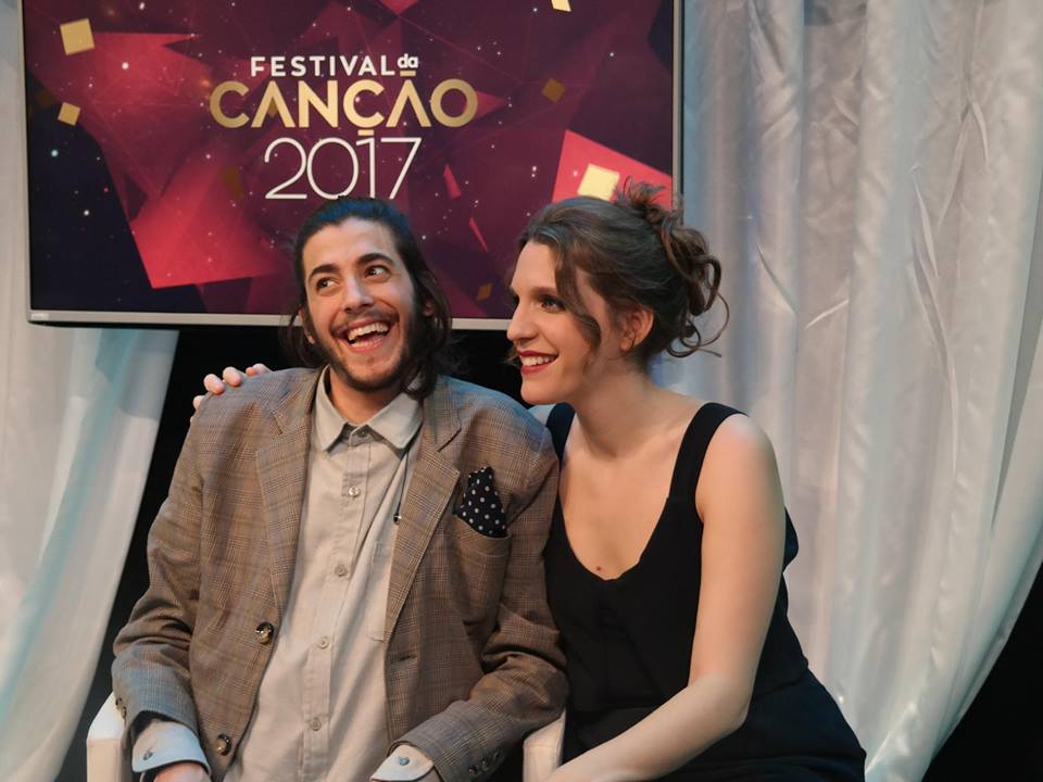 Luísa Sobral y Salvador Sobral