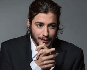 Salvador Sobral en el Festival la Mar de Músicas de Cartagena