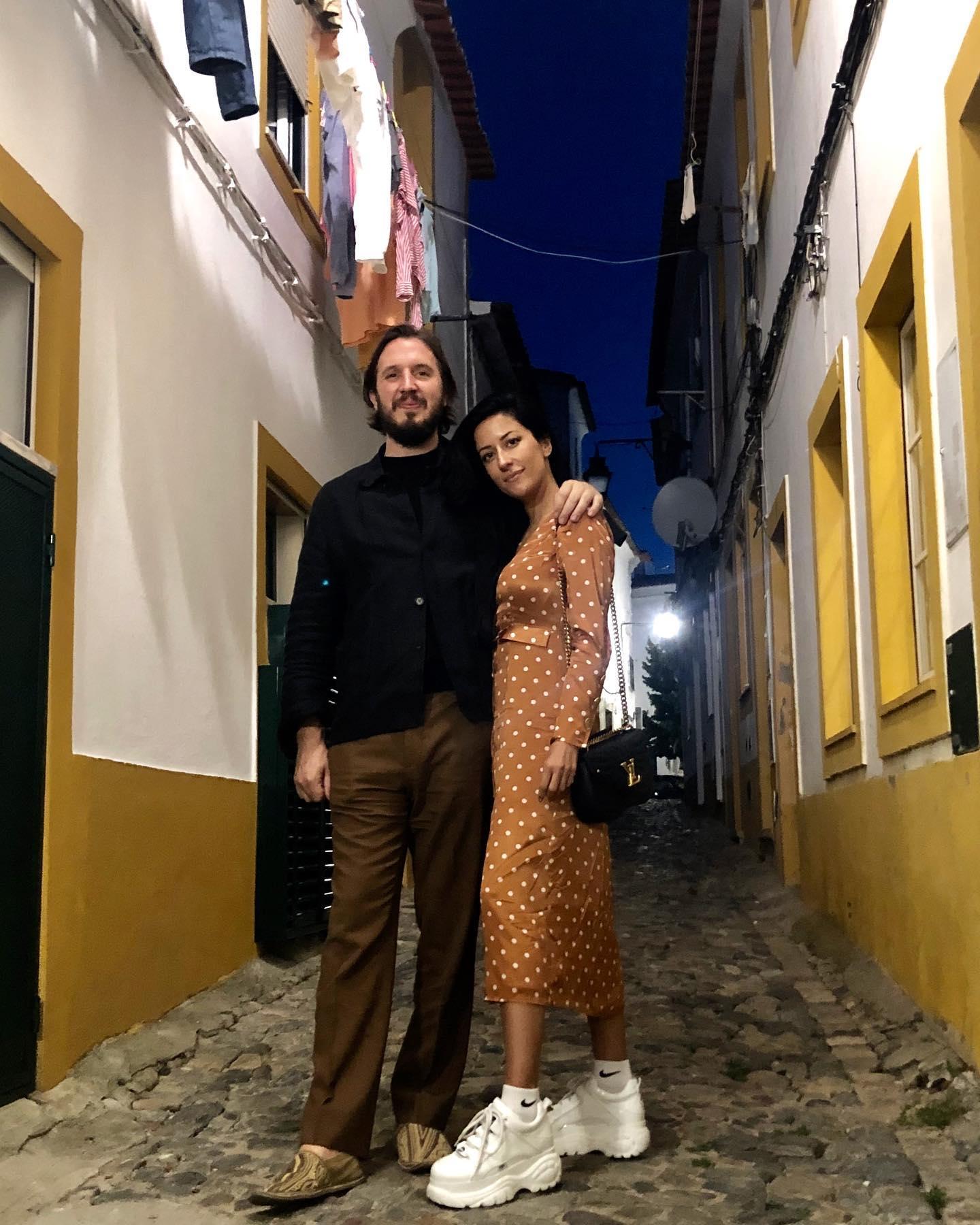 Ana Moura  y Emile Haynie