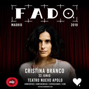Cristina Branco Festival de Fado de Madrid