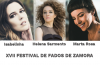 festival de fados de Zamora