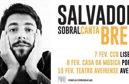 Salvador Sobral brel