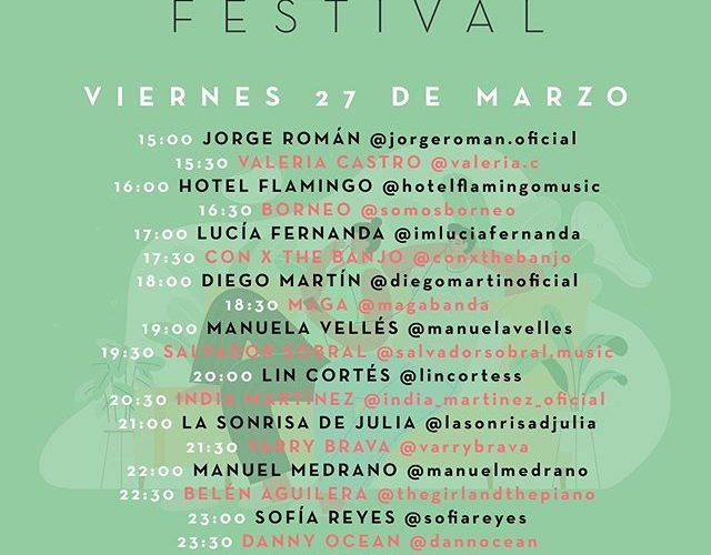 Salvador Sobral Yo me quedo en casa festival
