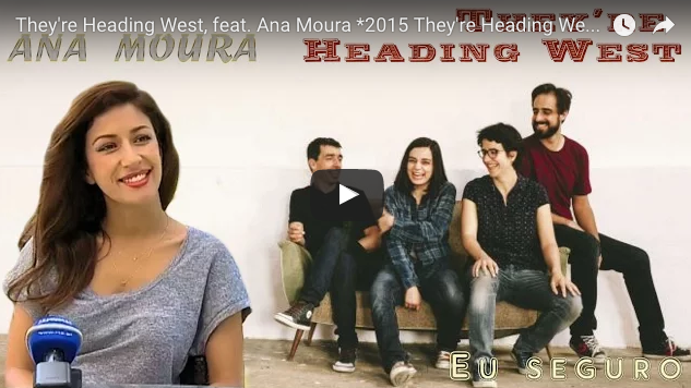 Eu seguro de Samuél Úria interpretada por Ana Moura