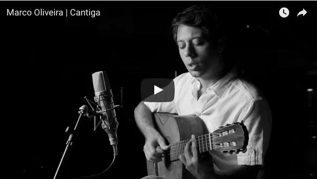 Cantiga Marco Oliveira