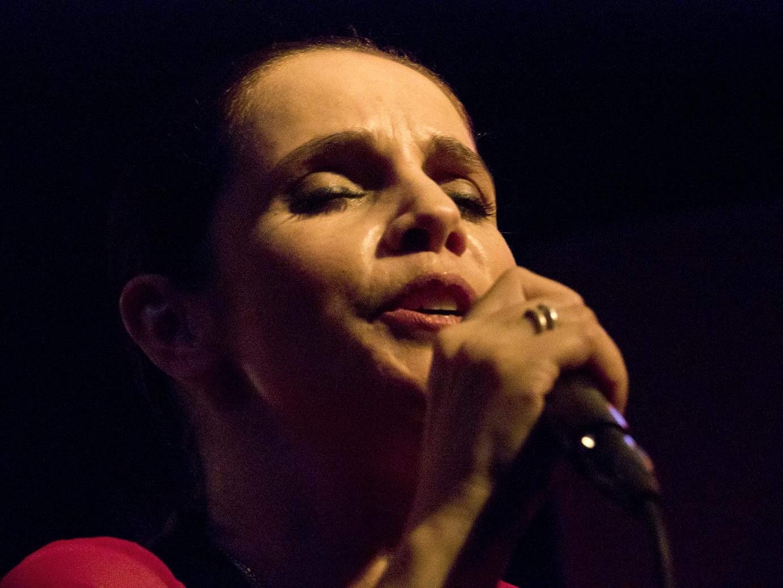 Concierto de Carla Pires