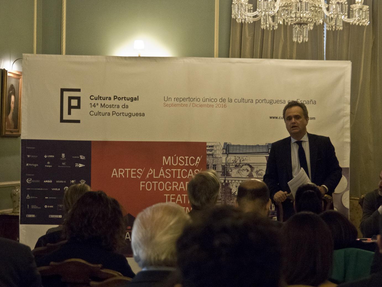 Muestra Cultural portuguesa 2016
