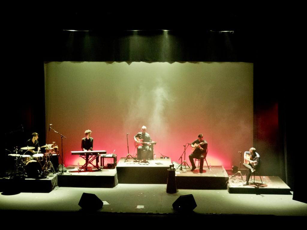 Concierto de Ana Moura Madrid