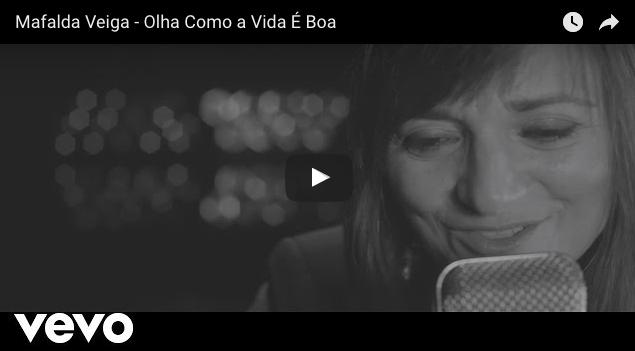 'Olha Como a Vida É Boa' nuevo vídeo de Malfada Veiga