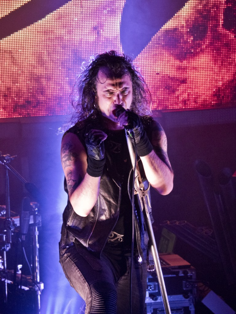 Moonspell en directo en Madrid