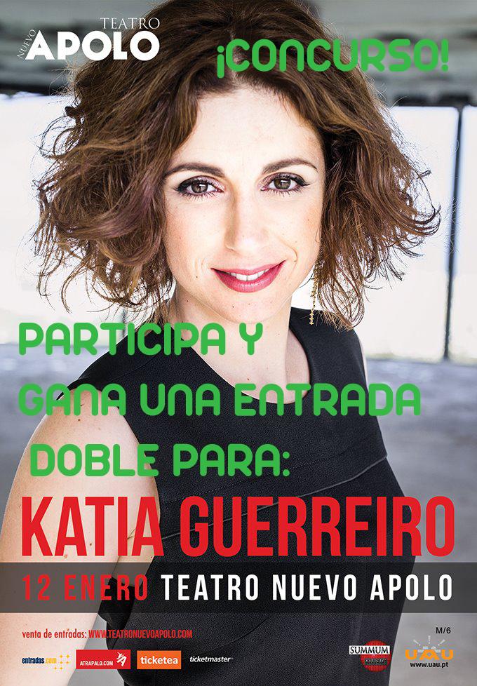 CONCURSO KATIA GUERREIRO