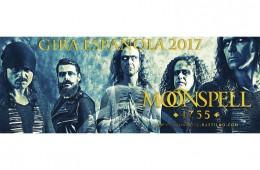 Gira española de Moonspell