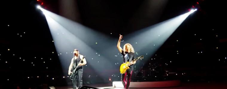 Zé Pedro, Metallica