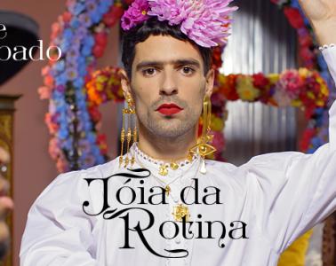 Jóia da rotina Filipe Sambado
