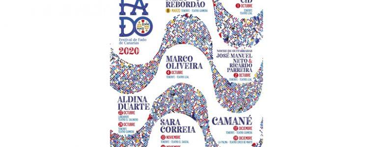 Festival de fado de Canarias 2020
