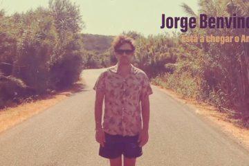 Está a chegar o amor Jorge Benvinda
