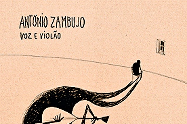 António Zambujo voz e violão
